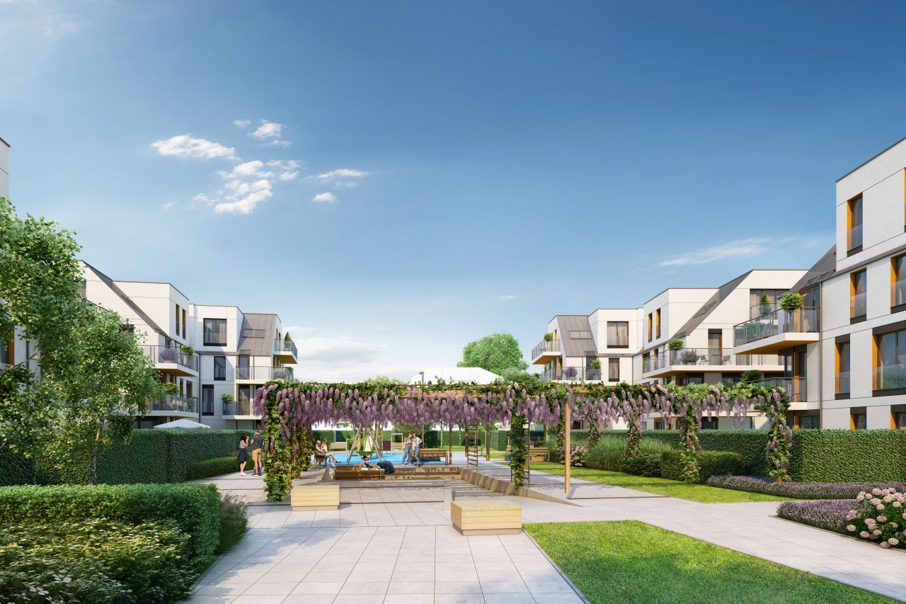 zdjęcie inwestycji lokum villa nova